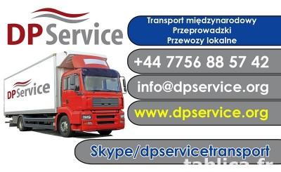 Busy, lawety, ciężarówki - TRANSPORT TOWAROWY, PRZEPROWADZKI