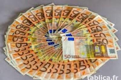 Możesz uzyskać kwotę 2000€ do 60.000.000€