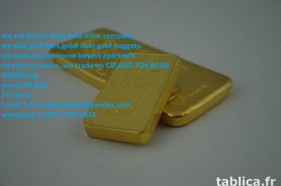 buy GOLD BAR, DUST, NUGGETS Whatsapp+1(951) 638-9432