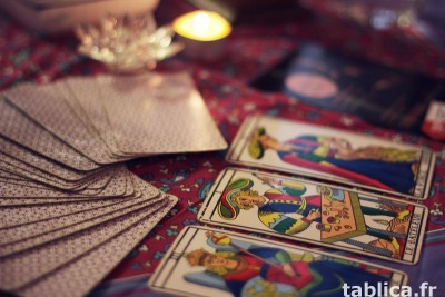Wróżba Online - 3 pytania - karty Tarota