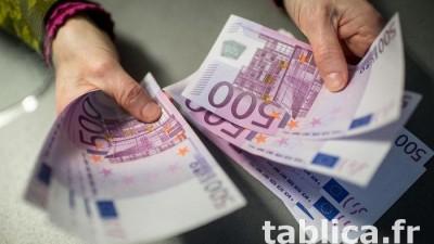 Uzyskaj finansowanie pozyczki od 7 000,00 EUR (min.) Do 770