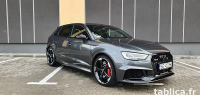 Rental Audi RS3, RS Q3 Sportback, Mercedes CLA 45S, A45S