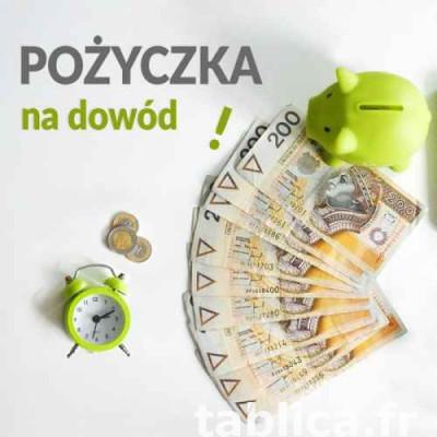 Oferuje pozyczki i inwestycje prywatne od 10000 do 90000000