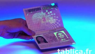 Buy real registered US/Australian/Canadian/passports( https: