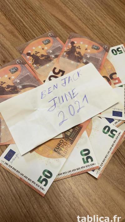 Vente de faux billets ((WHATSAPP +3375848231