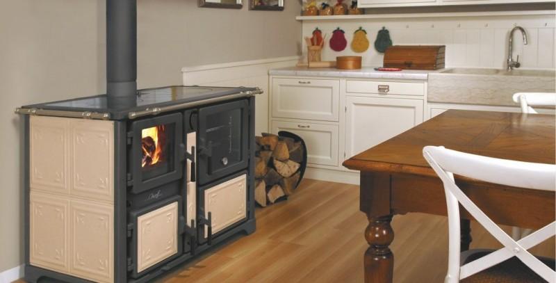 Kuchnie węglowe, na drewno, pellety, piecyki, kominki 7