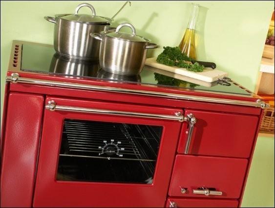 Kuchnie węglowe, na drewno, pellety, piecyki, kominki 54