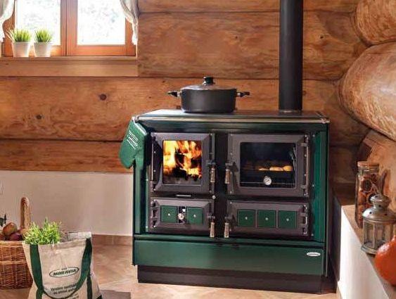 Kuchnie węglowe, na drewno, pellety, piecyki, kominki 56