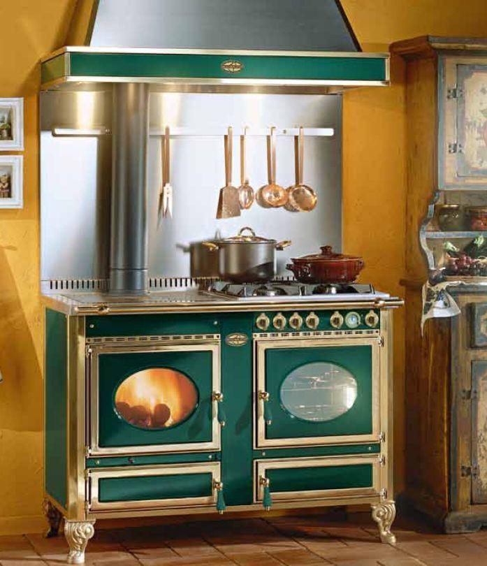Kuchnie węglowe, na drewno, pellety, piecyki, kominki 125