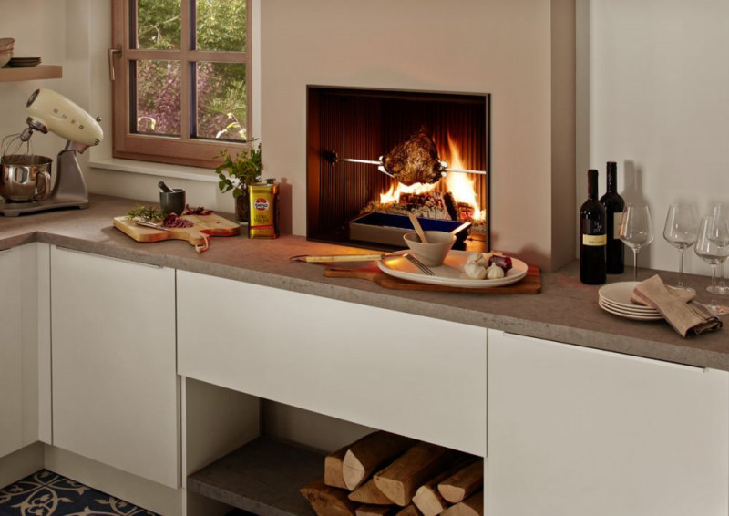 Kuchnie węglowe, na drewno, pellety, piecyki, kominki 25