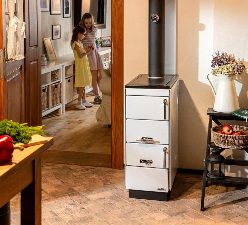 Kuchnie węglowe, na drewno, pellety, piecyki, kominki 26