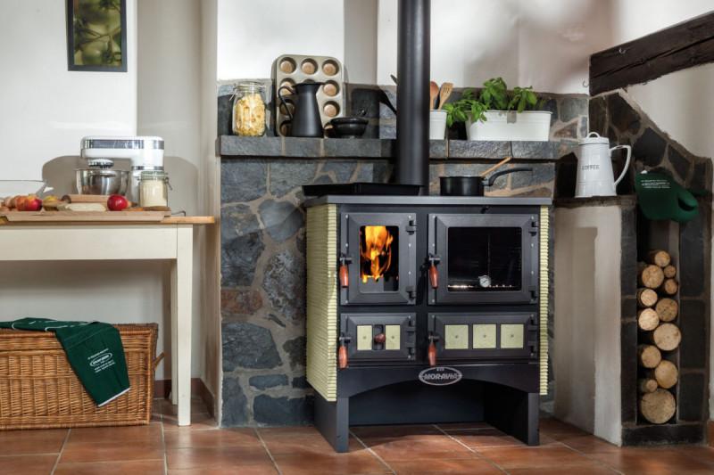Kuchnie węglowe, na drewno, pellety, piecyki, kominki 40