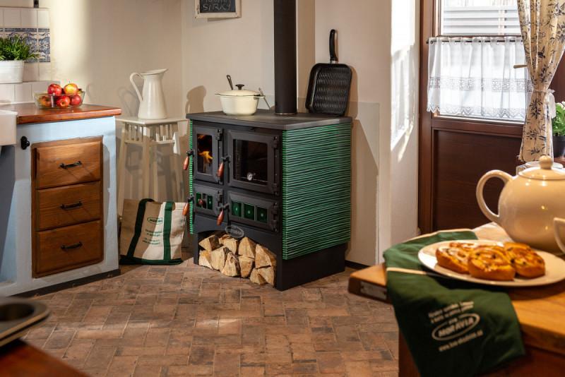 Kuchnie węglowe, na drewno, pellety, piecyki, kominki 41