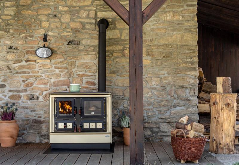 Kuchnie węglowe, na drewno, pellety, piecyki, kominki 51
