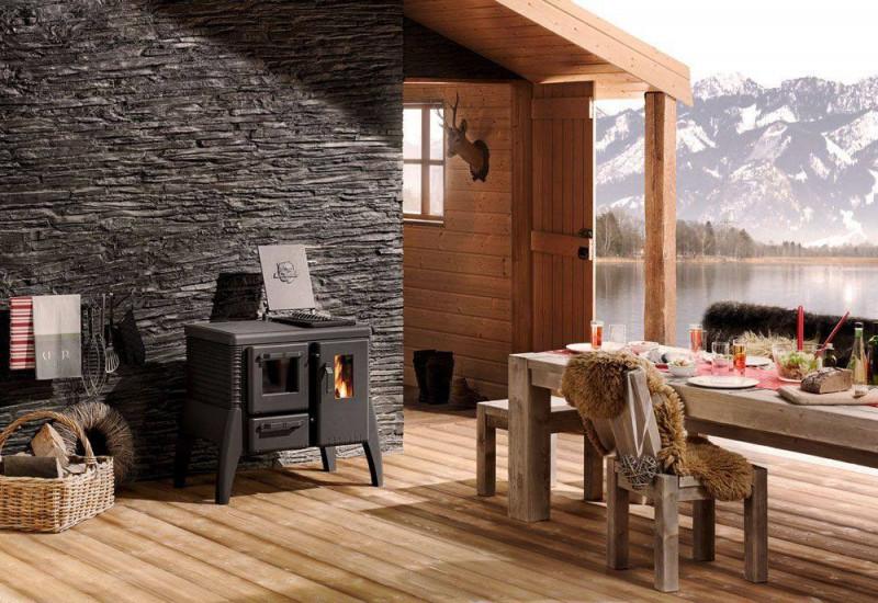 Kuchnie węglowe, na drewno, pellety, piecyki, kominki 140