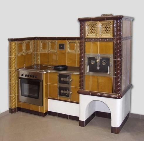 Piec kuchenny-tradycja, prestiż i nowoczesność. 17