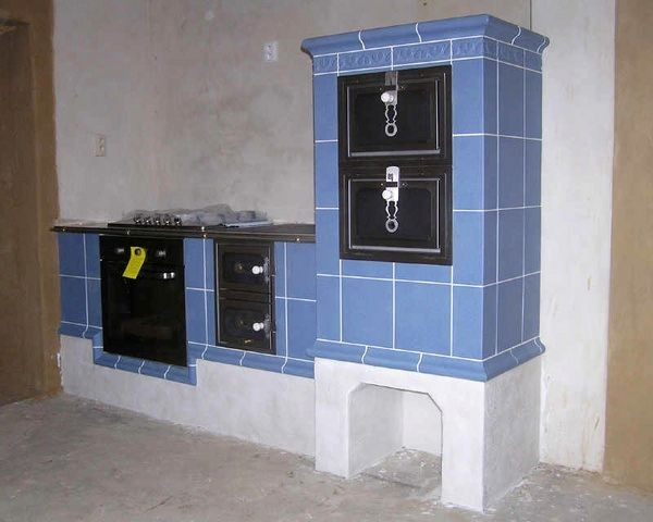 Piec kuchenny-tradycja, prestiż i nowoczesność. 48