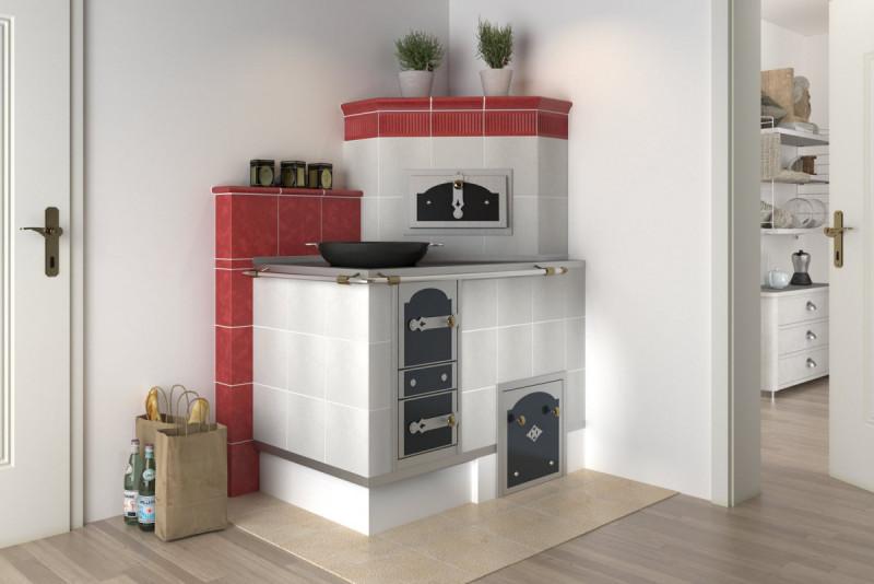 Piec kuchenny-tradycja, prestiż i nowoczesność. 5