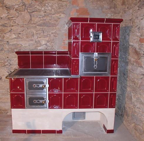 Piec kuchenny-tradycja, prestiż i nowoczesność. 44