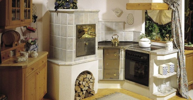 Piec kuchenny-tradycja, prestiż i nowoczesność. 45