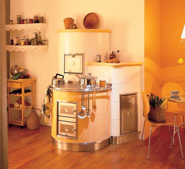 Piec kuchenny-tradycja, prestiż i nowoczesność. 72