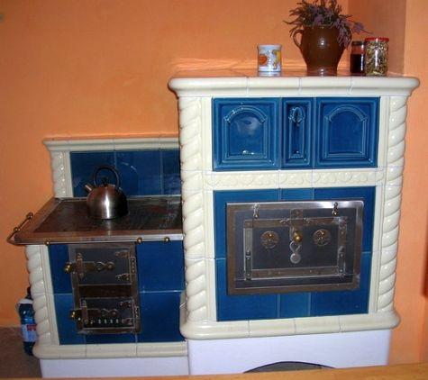 Piec kuchenny-tradycja, prestiż i nowoczesność. 74