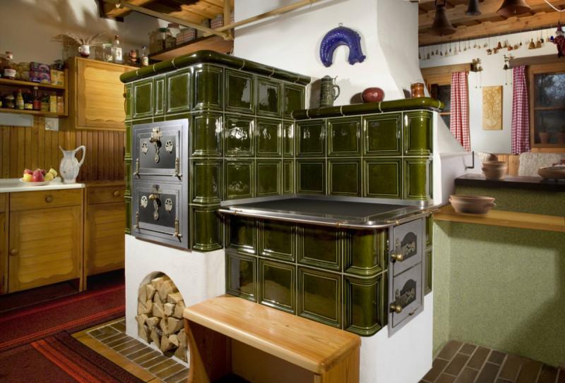 Piec kuchenny-tradycja, prestiż i nowoczesność. 77