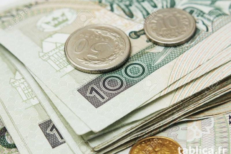 Pozyczki prywatne i inwestycje od 4 000 do 7 500 000 PLN/GBP 0