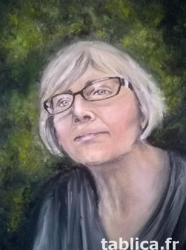 Portrety Na Zamówienie Milena Olesinska 1