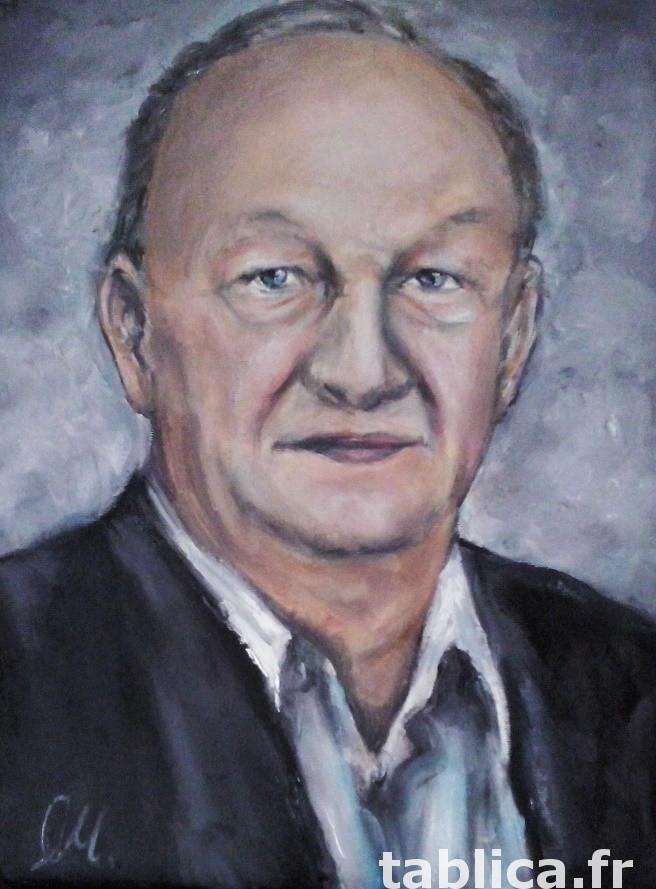 Portrety Na Zamówienie Milena Olesinska 3
