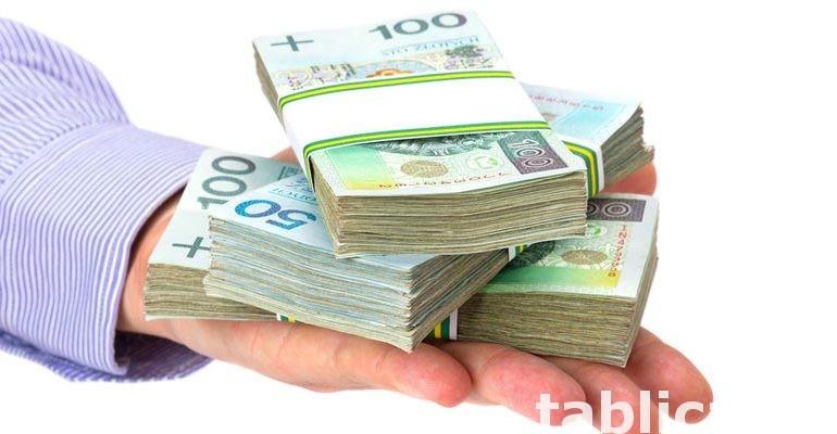 Oto tani osobisty kredyt, od 6 000 do 900.000.000 zl / EURO 0