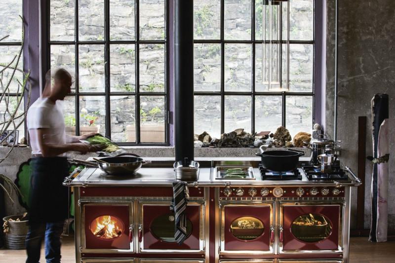 Kuchnie węglowe, na drewno, pellety, piecyki, kominki 9