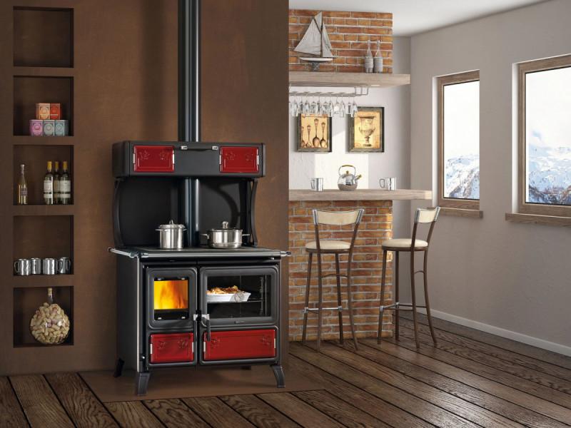 Kuchnie węglowe, na drewno, pellety, piecyki, kominki 44