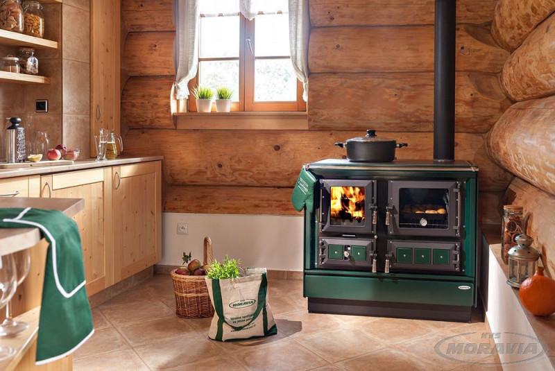Kuchnie węglowe, na drewno, pellety, piecyki, kominki 90