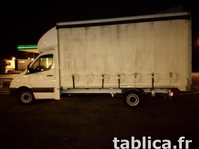 Transport mebli różnego rodzaju towarów Polska - Francja 0