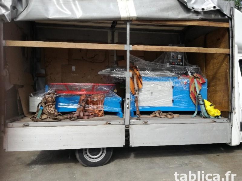 Transport mebli różnego rodzaju towarów Polska - Francja 1