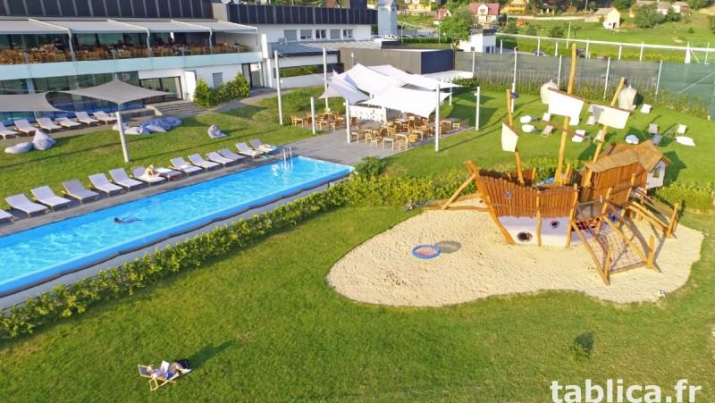 Domek Słoneczny*19 z atrakcjami Lemon Resort SPA. 18