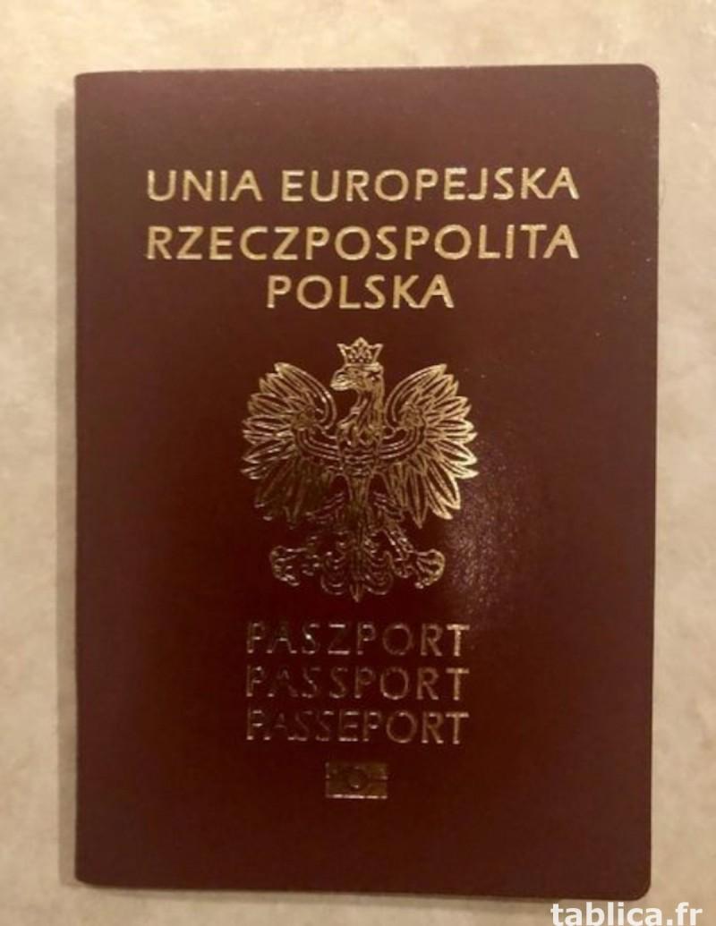 Dokumenty, Paszporty, Dowody Osobiste, Prawa Jazdy 0