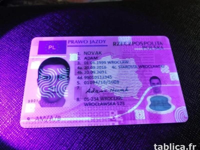 Dokumenty, Paszporty, Dowody Osobiste, Prawa Jazdy 1