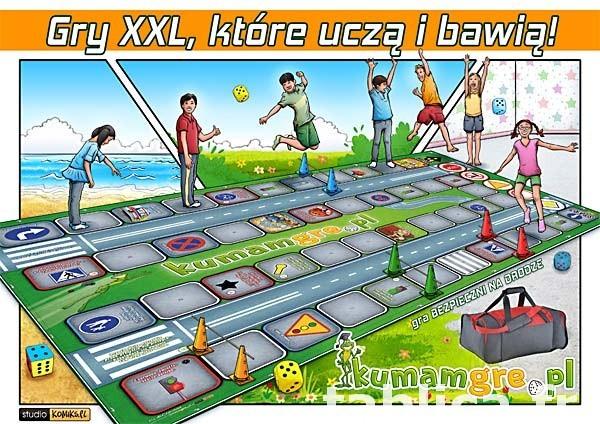 giga GRY XXL dla DZIECI do skakania i edu zabawy 0