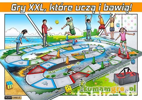 giga GRY XXL dla DZIECI do skakania i edu zabawy 1