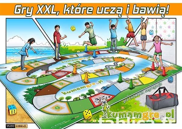 giga GRY XXL dla DZIECI do skakania i edu zabawy 2
