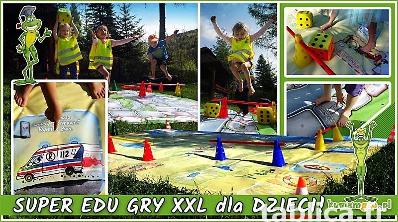 giga GRY XXL dla DZIECI do skakania i edu zabawy 3