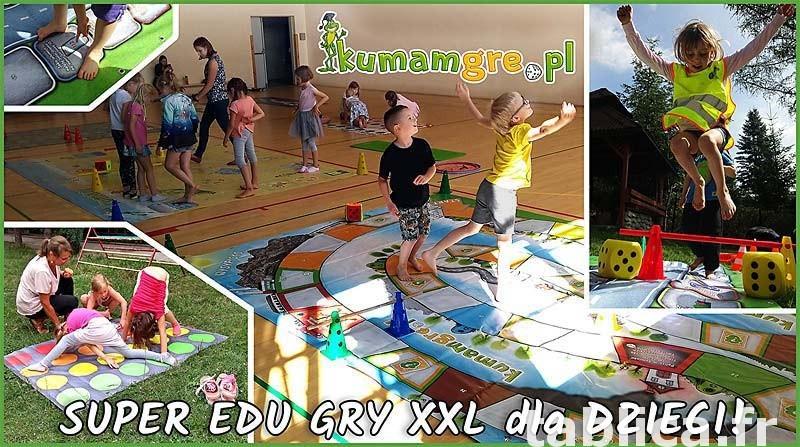 giga GRY XXL dla DZIECI do skakania i edu zabawy 4