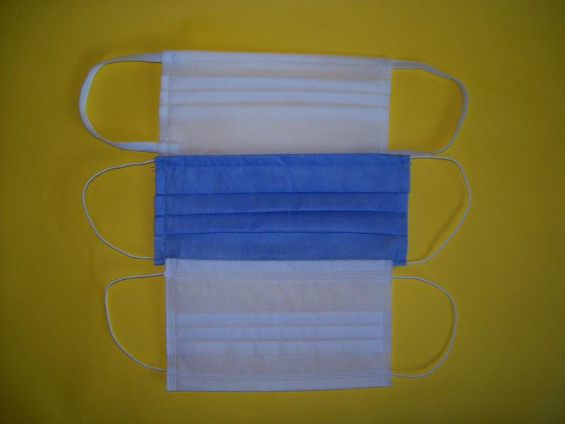 Maski ochronne maseczki. 3 warstwowe. Certyfikat Oeko Tex. 1