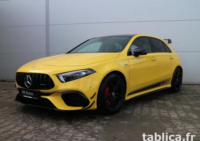 Rental Audi RS3, RS Q3 Sportback, Mercedes CLA 45S, A45S  1