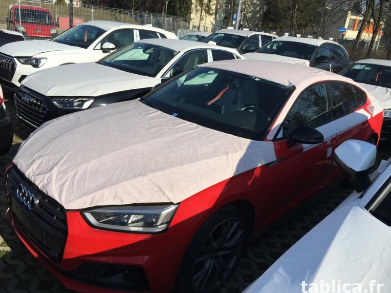 Rental Audi RS3, RS Q3 Sportback, Mercedes CLA 45S, A45S  2