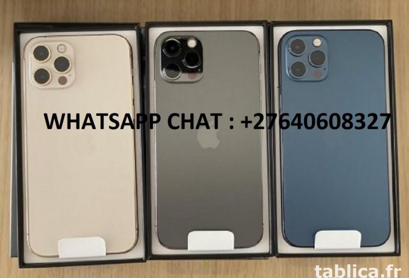Apple iPhone 12 Pro 128GB = 500euro, iPhone 12 Pro Max 128GB 1