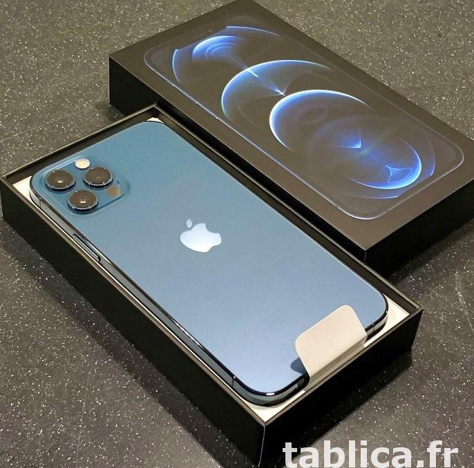 Apple iPhone 12 Pro 128GB = 500euro, iPhone 12 Pro Max 128GB 3