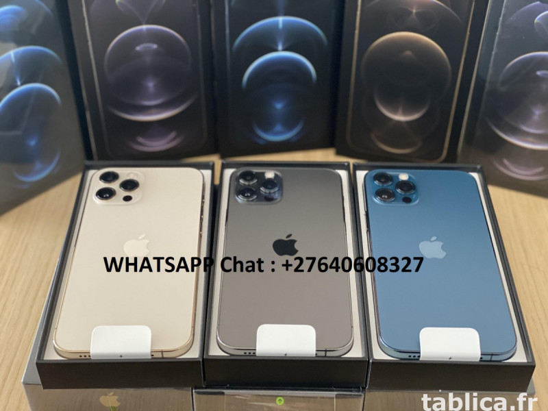 Apple iPhone 12 Pro = 500euro, iPhone 12 Pro Max = 550euro 2